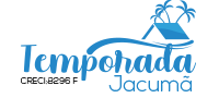 Temporada Jacumã | As melhores casas de praia Logo